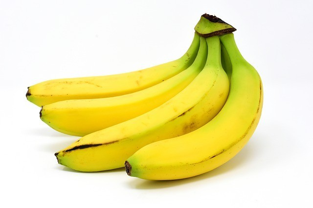 Banana are useful for shiney and strong hair