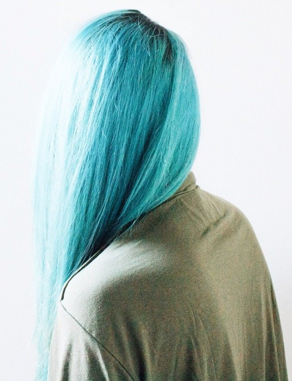 If you have a dyed hair, it is good to use products for PRESERVING the color