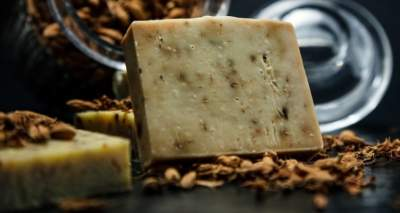 Natural Seaweed soap
