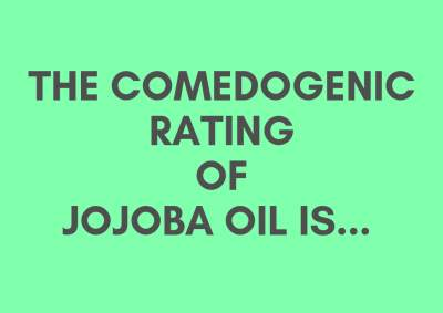 Does Jojoba Oil Clog Pores?