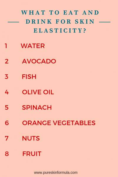 what are the best foods for clear skin