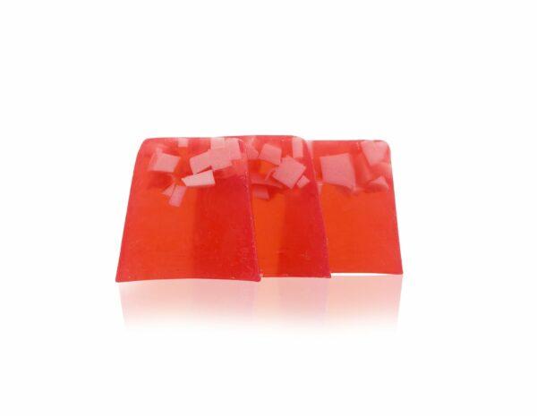 rose oil soap