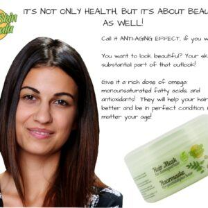beauty product_hair mask for damaged hair