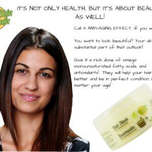 trusted product_hair mask for normal hair