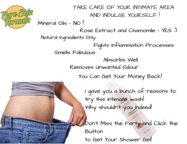 beauty product_intimate wash with rose