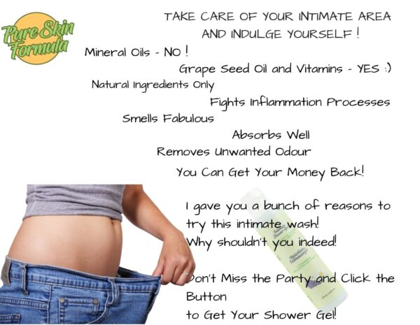 beauty product_intimate wash with vitamines