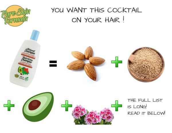 ingredients_shampoo with geranium
