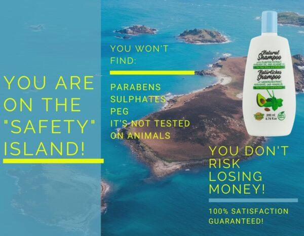 no money risk_shampoo with plantain