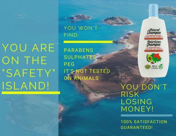 no money risk_shampoo with geranium