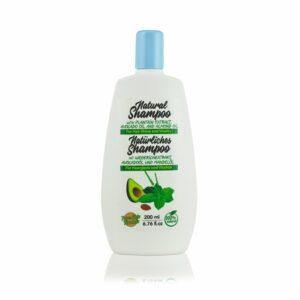 shampoo with plantain