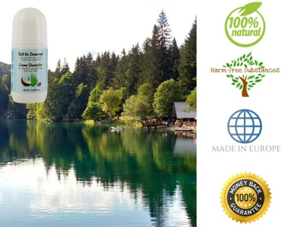 trusted product_roll on deodorant wih aloe vera
