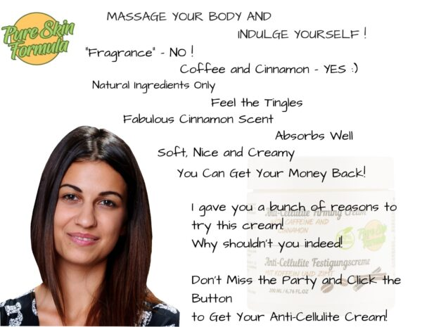 beauty product_cellulite cream with cinnamon