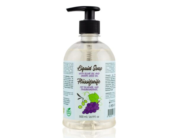 Liquid Soap with Olive Oil_core image
