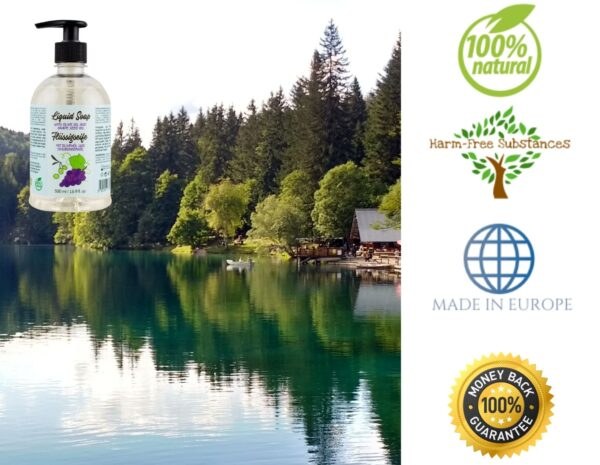 trusted product_liquid soap with olive oil